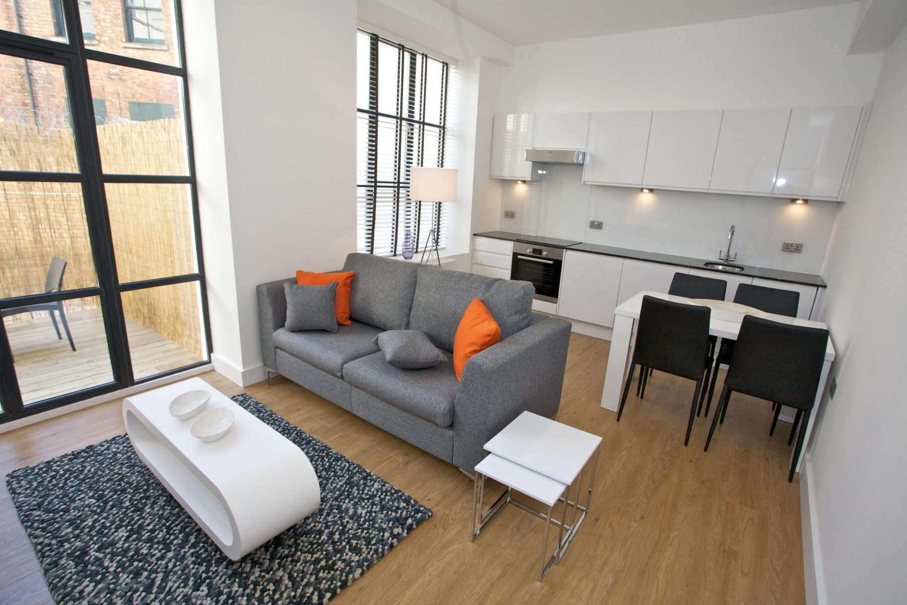148 Commercial Street 05 Living Room Conversion