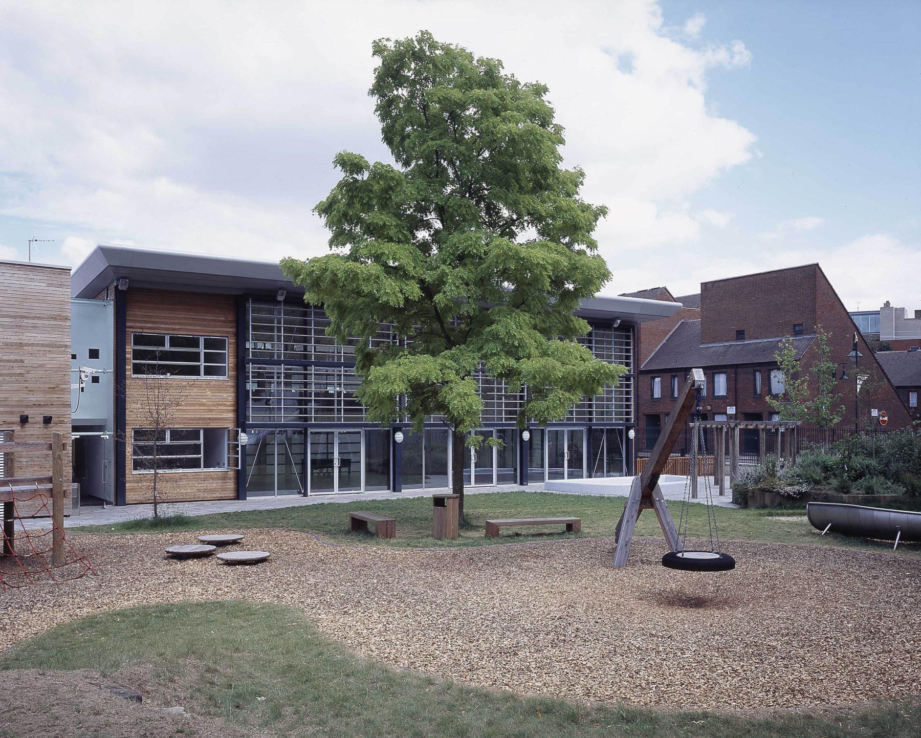 Attlee Community Centre 02 External Playground