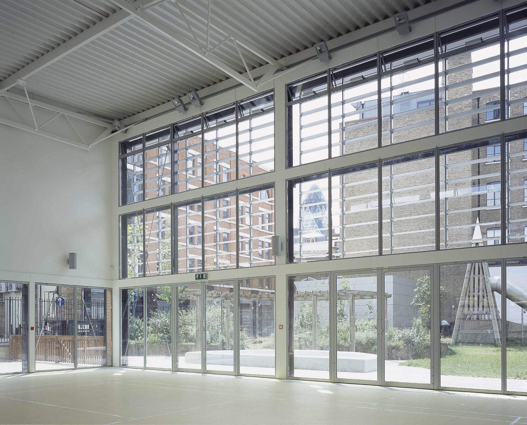 Attlee Community Centre 06 Internal Hall