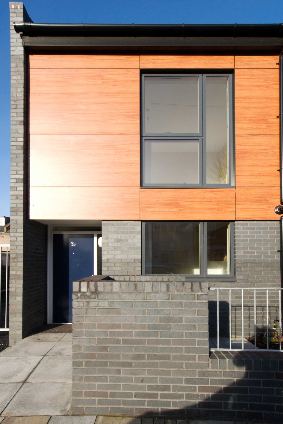 Romford Road 03 External Affordable Housing Houses