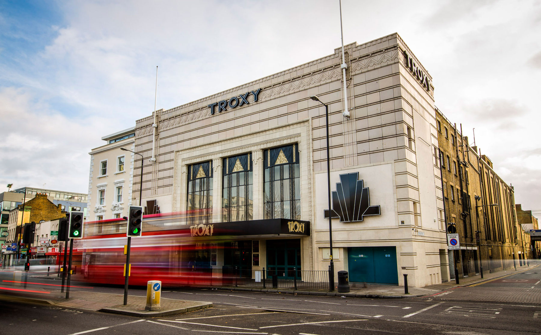 Troxy Banqueting Hall 01 Events Cinema Conservation Faience