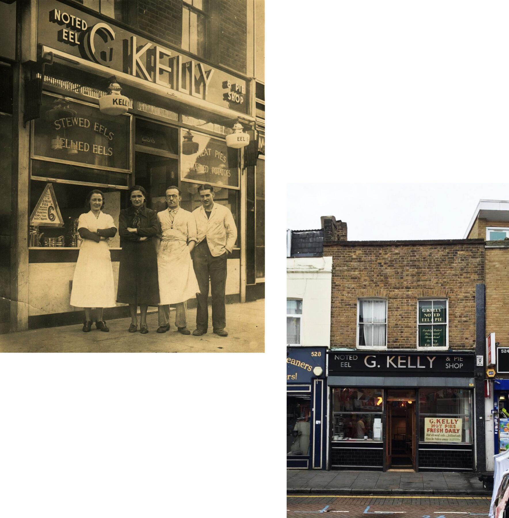 Historic Shopfront