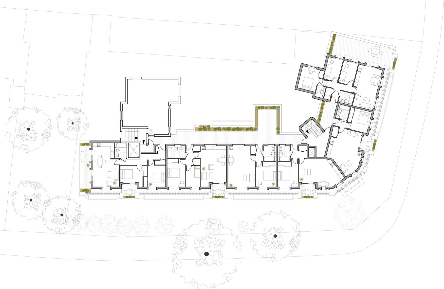 Highcroft Floor Plan