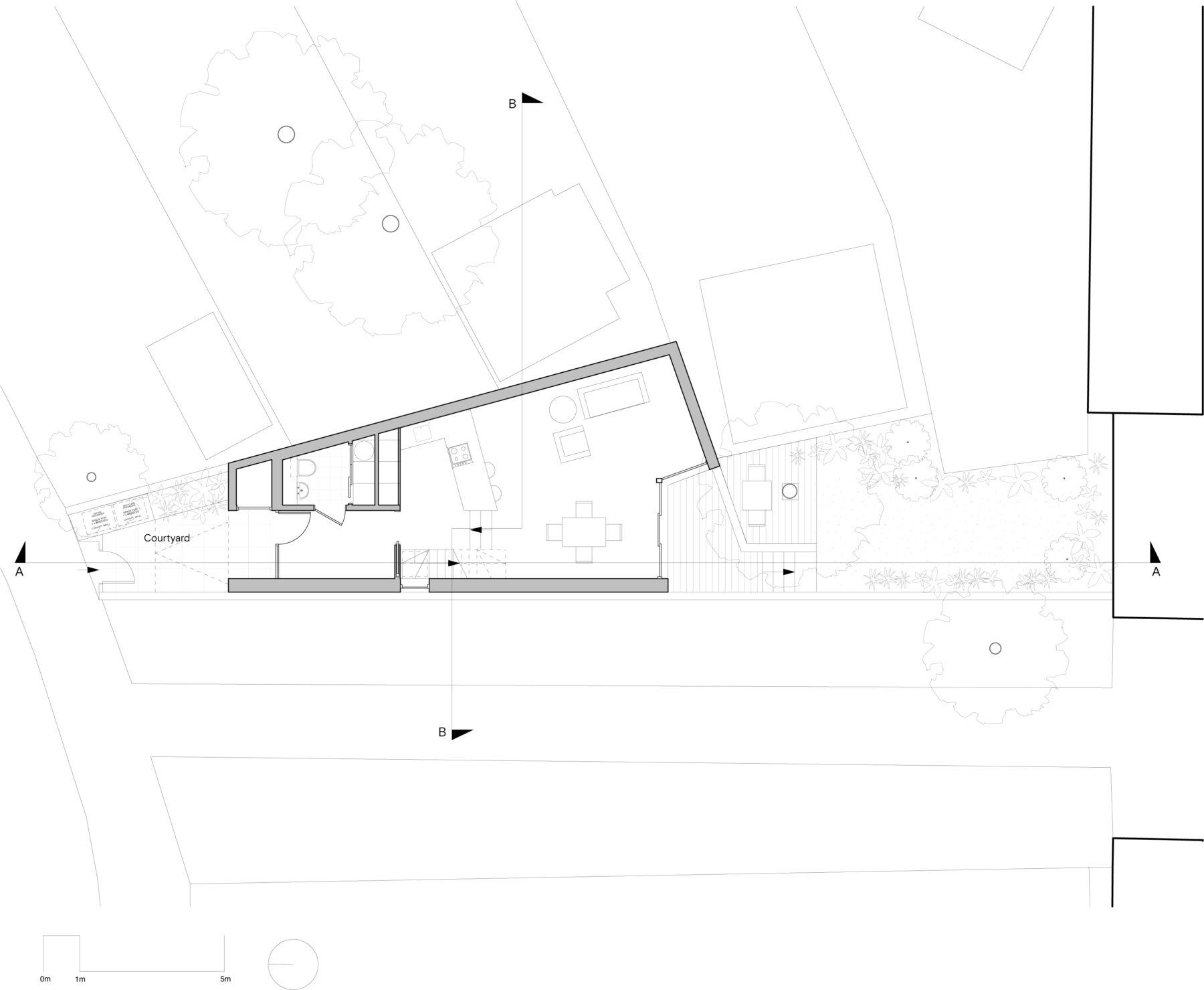 Chapel House GFL Plan